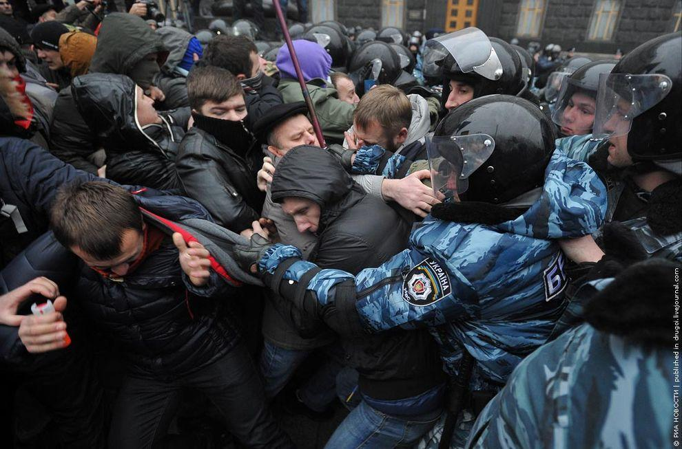 Euromaidan12 Майдан в Киеве