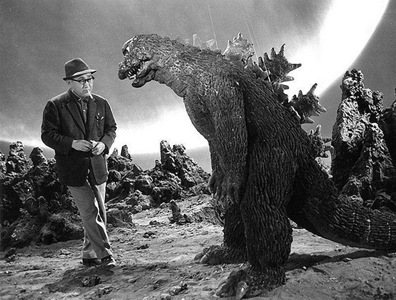 """Godzilla07 Удивительные факты о первом """"Годзилле"""""""