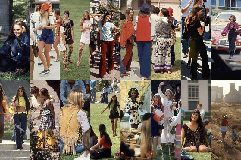 Highschoolgirls00 Старшеклассницы, 1969 год