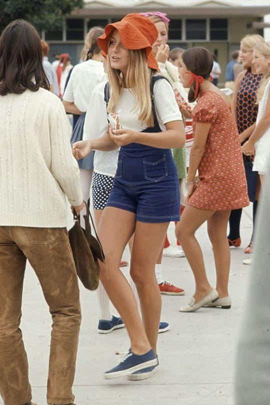 Highschoolgirls01 Старшеклассницы, 1969 год