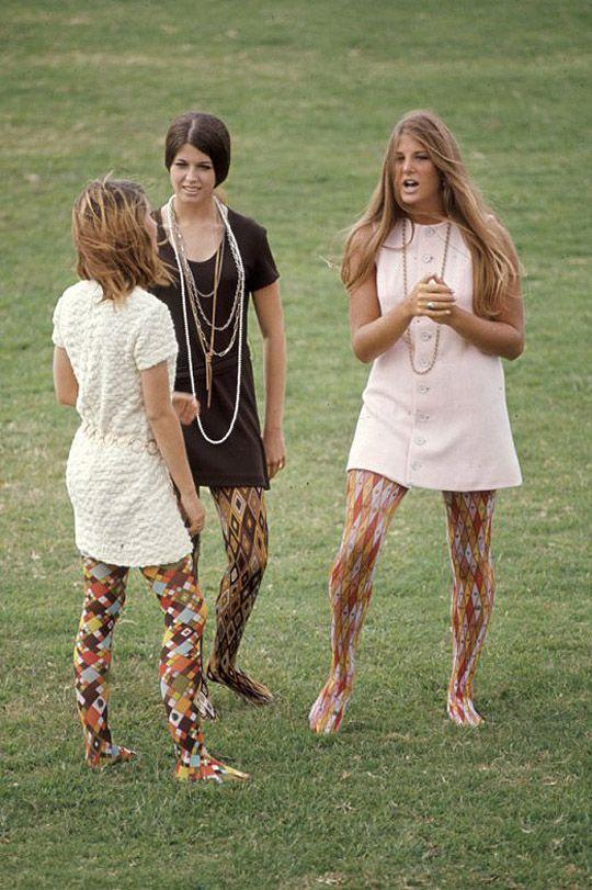 Highschoolgirls02 Старшеклассницы, 1969 год