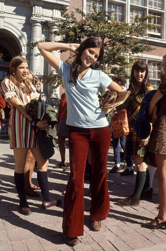 Highschoolgirls04 Старшеклассницы, 1969 год