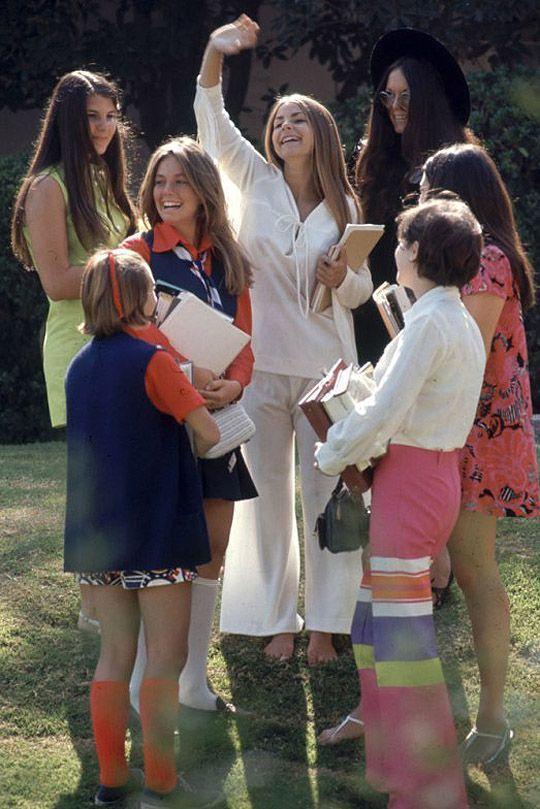 Highschoolgirls14 Старшеклассницы, 1969 год