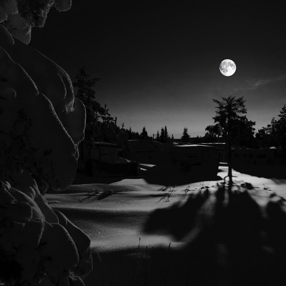 InWinter09 Места, которые еще красивее зимой