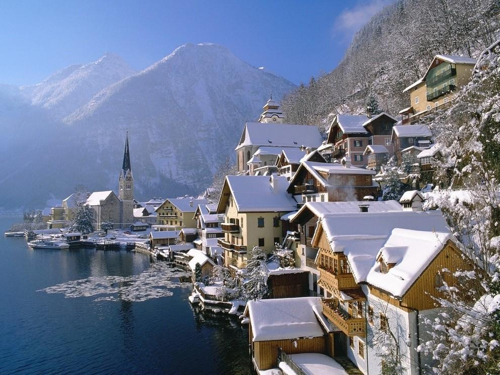 InWinter14 Места, которые еще красивее зимой