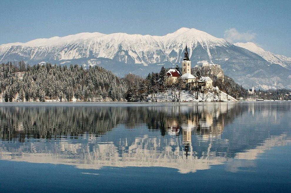 InWinter15 Места, которые еще красивее зимой