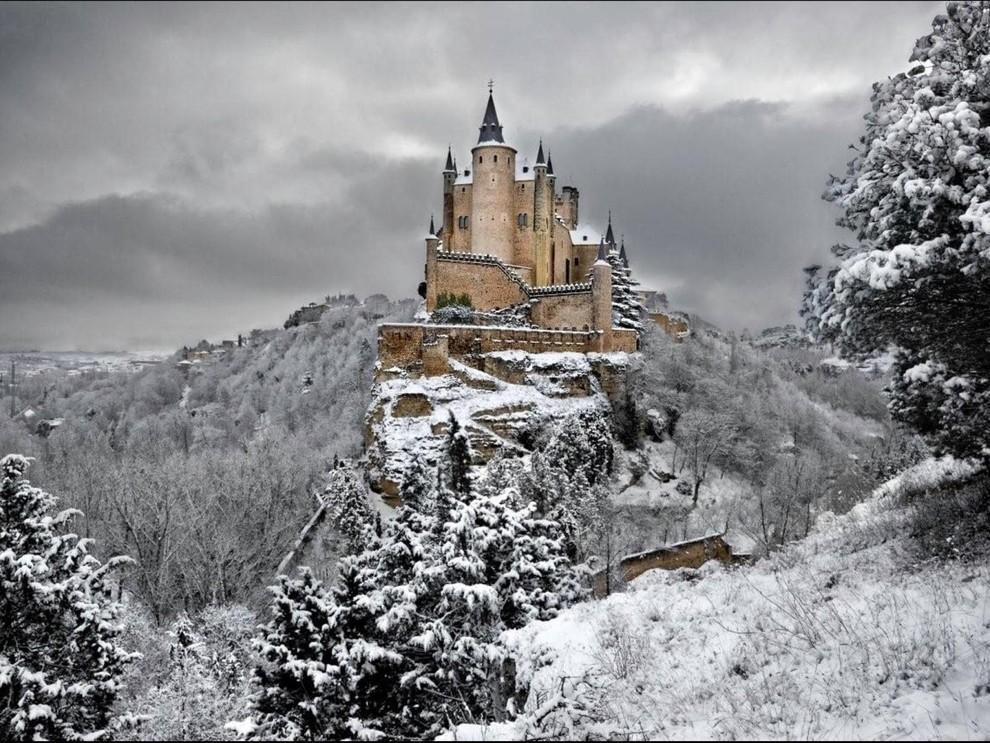 InWinter18 Места, которые еще красивее зимой