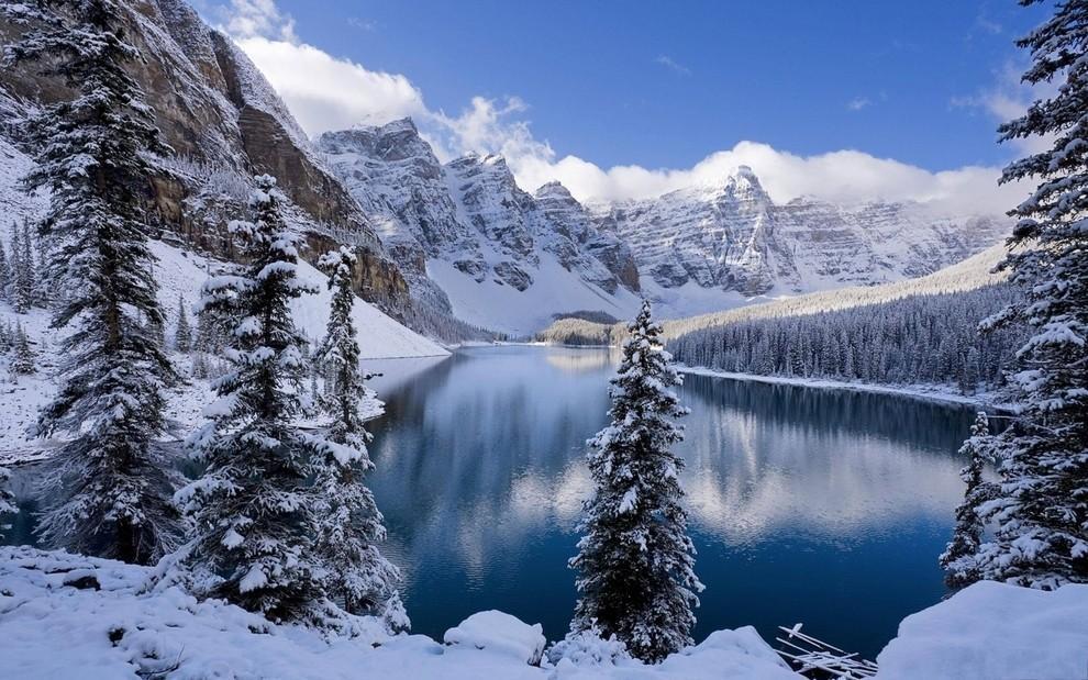 InWinter19 Места, которые еще красивее зимой