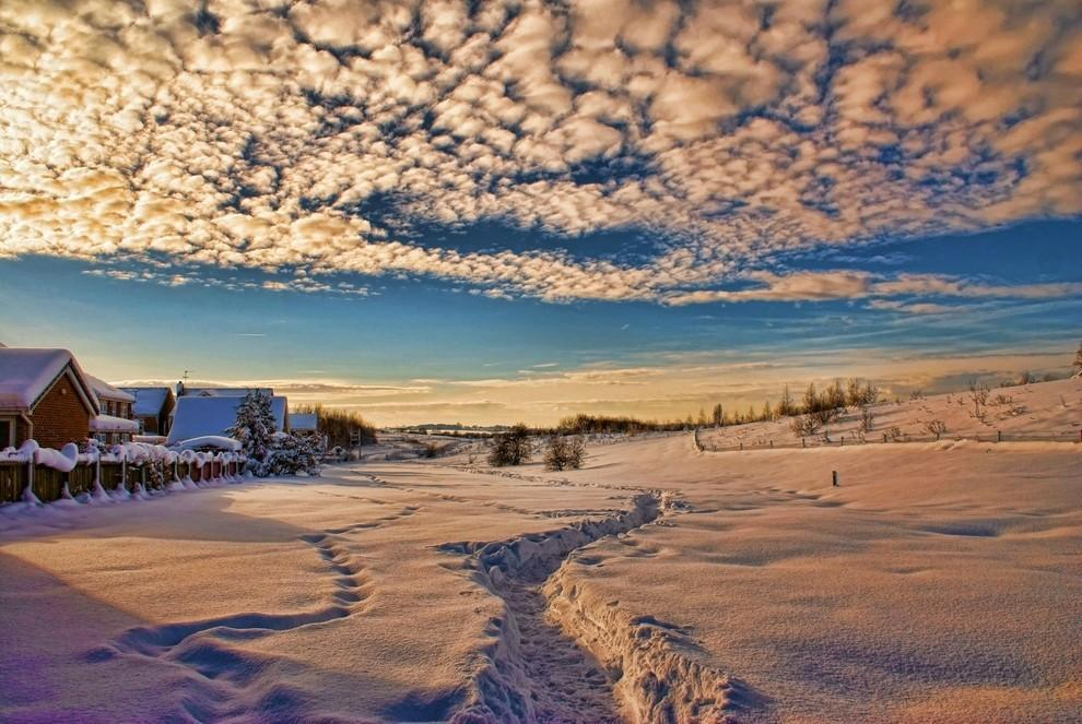 InWinter20 Места, которые еще красивее зимой