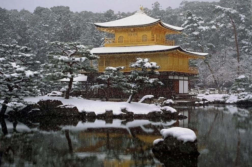 InWinter22 Места, которые еще красивее зимой