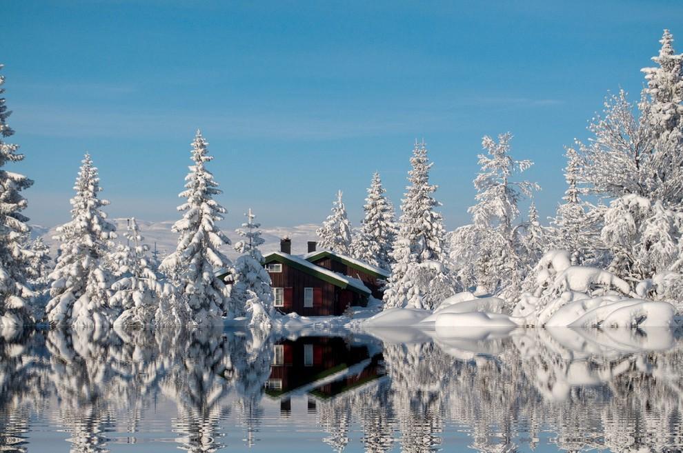 InWinter28 Места, которые еще красивее зимой