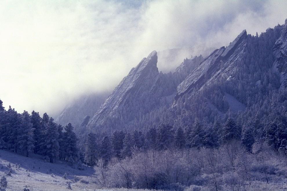 InWinter30 Места, которые еще красивее зимой