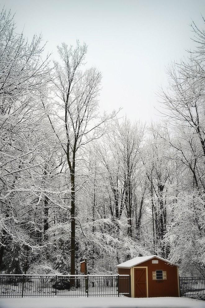 InWinter32 Места, которые еще красивее зимой