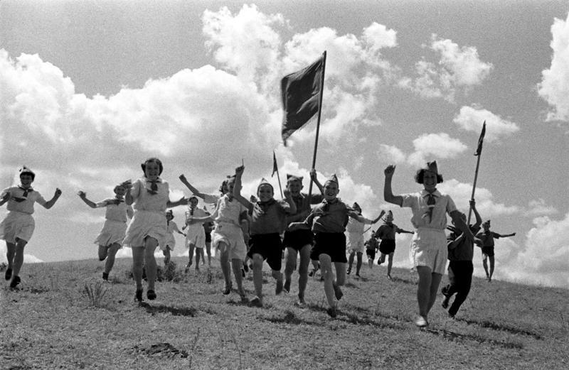 Советская эпоха в знаковых фотографиях Маркова-Гринберга
