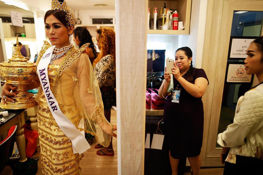 Количество транссексуалов в таиланде