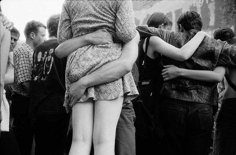 Moukhin15 Шедевры «уличной» фотографии Игоря Мухина