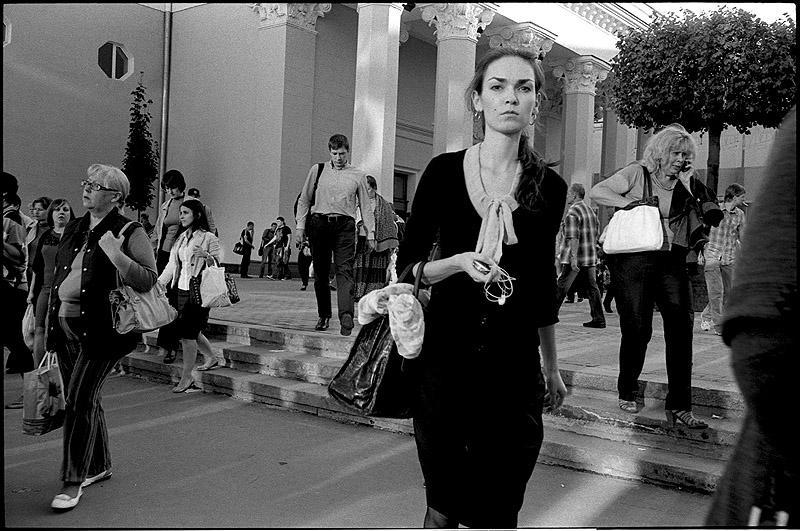 Moukhin17 Шедевры «уличной» фотографии Игоря Мухина