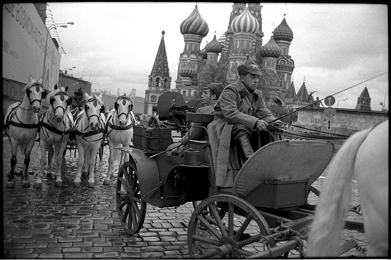 Moukhin18 Шедевры «уличной» фотографии Игоря Мухина