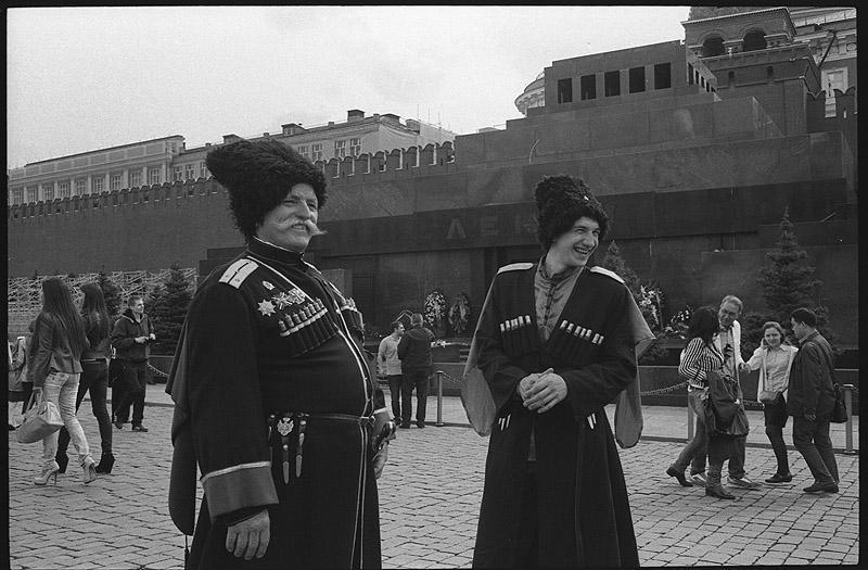Moukhin20 Шедевры «уличной» фотографии Игоря Мухина