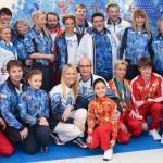 Кто одевает олимпийские команды