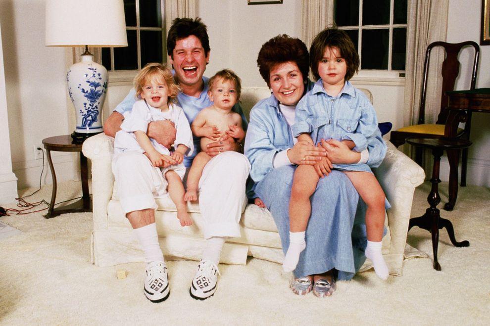 Оззи осборн и его дети фото