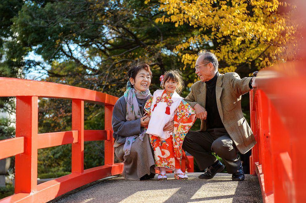 Shichi Go San 03 Самые обаятельные малыши на празднике детей в Японии