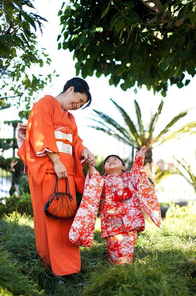 Shichi Go San 14 Самые обаятельные малыши на празднике детей в Японии