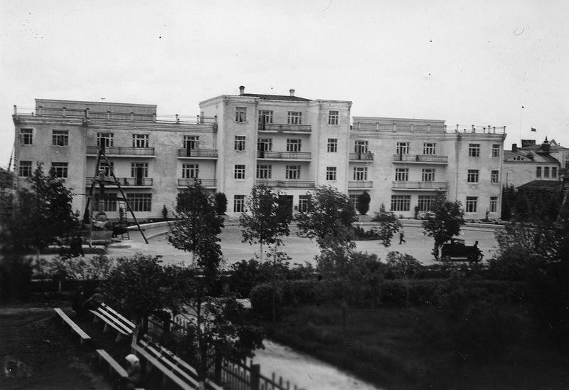 Sundvor03 Советский Союз 1935 го года в объективе норвежского фотографа