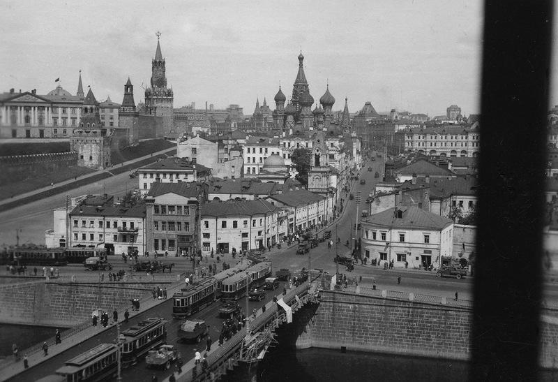Sundvor06 Советский Союз 1935 го года в объективе норвежского фотографа