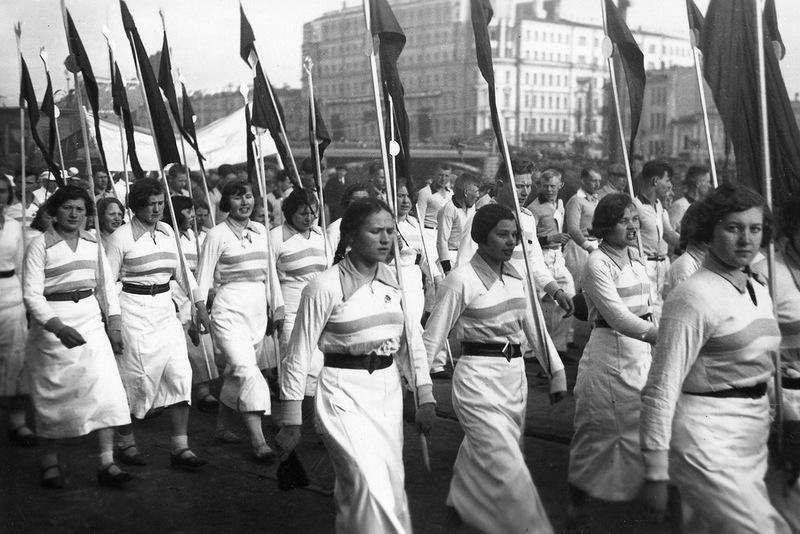 Sundvor10 Советский Союз 1935 го года в объективе норвежского фотографа