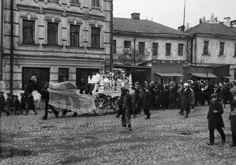 Sundvor13 Советский Союз 1935 го года в объективе норвежского фотографа