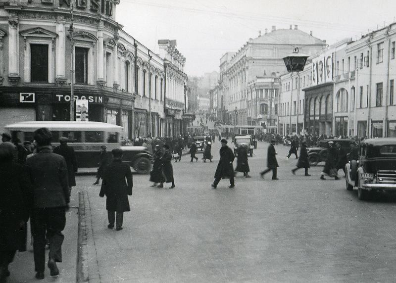 Sundvor14 Советский Союз 1935 го года в объективе норвежского фотографа