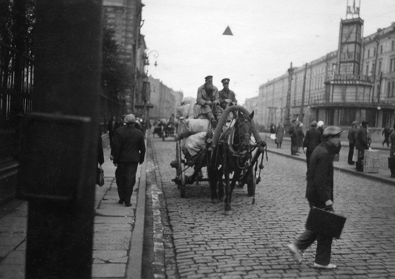 Sundvor15 Советский Союз 1935 го года в объективе норвежского фотографа