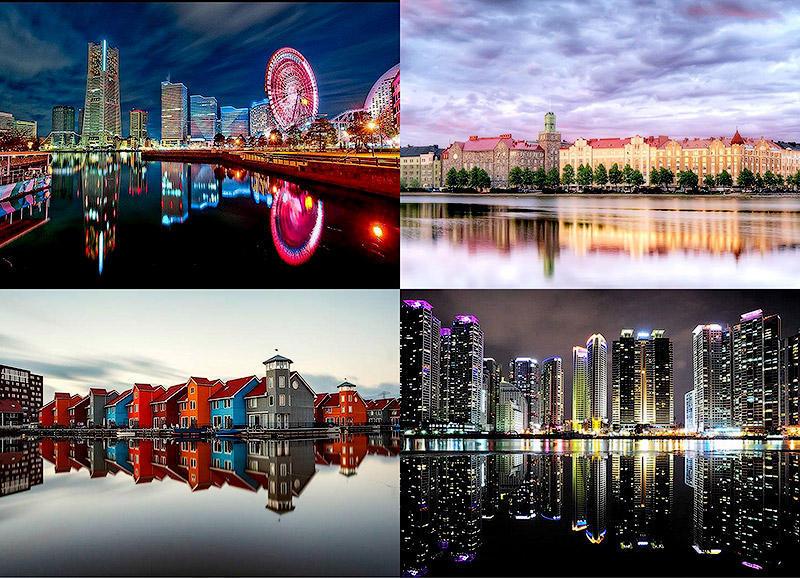 TEMP27 Урбанистическое Зазеркалье: Отражения мегаполисов