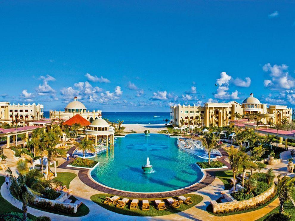 for Luxury all inclusive resorts adults only