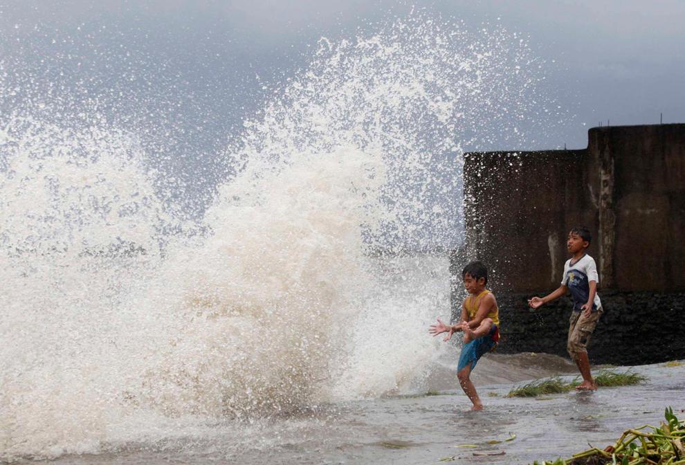 bp140000 Тайфун Хаян унес жизни более 10 тысяч человек