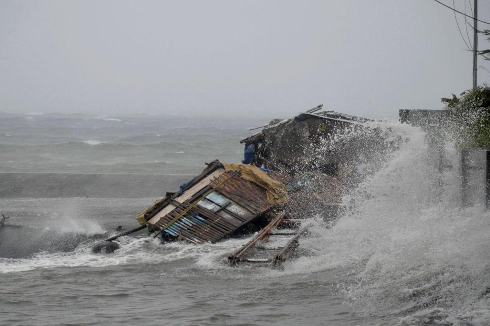 bp300000 Тайфун Хаян унес жизни более 10 тысяч человек