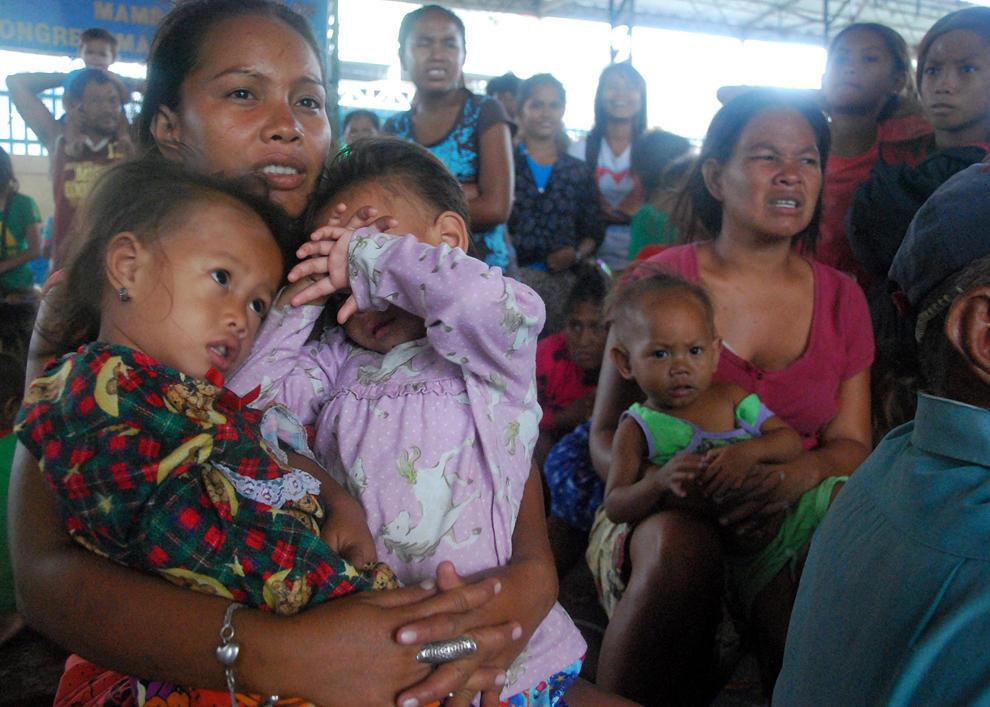 bp400000 Тайфун Хаян унес жизни более 10 тысяч человек