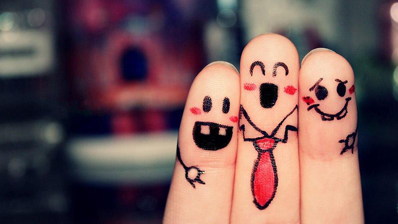 6. Выбирайте друзей тщательно.