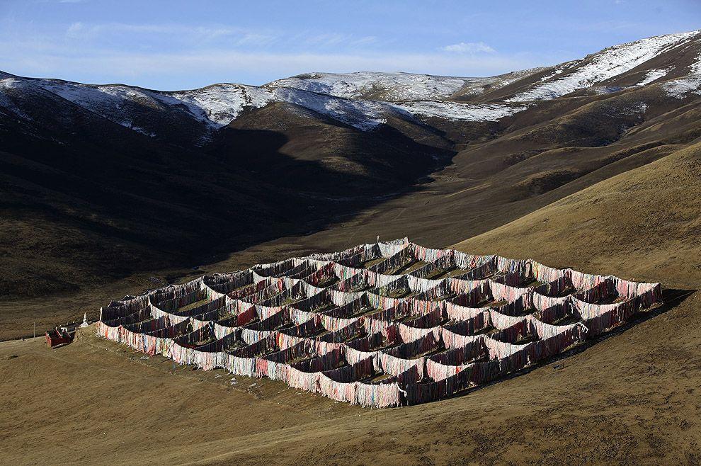 jhator01 Небесное погребение в Тибете