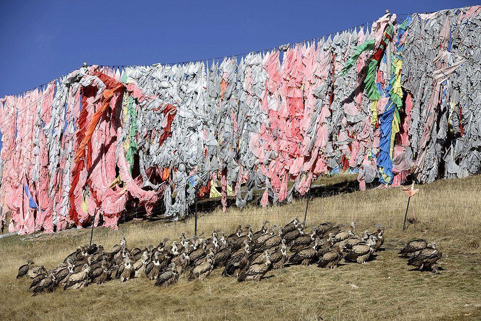 jhator05 Небесное погребение в Тибете