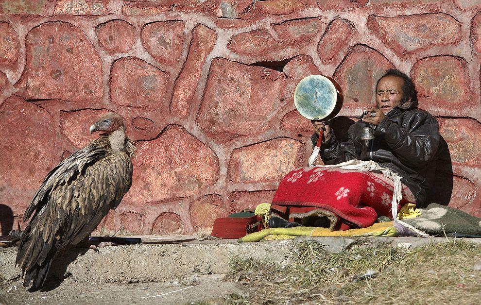 jhator06 Небесное погребение в Тибете