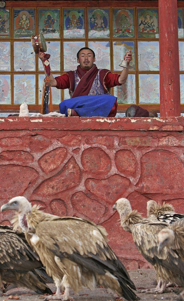 jhator13 Небесное погребение в Тибете