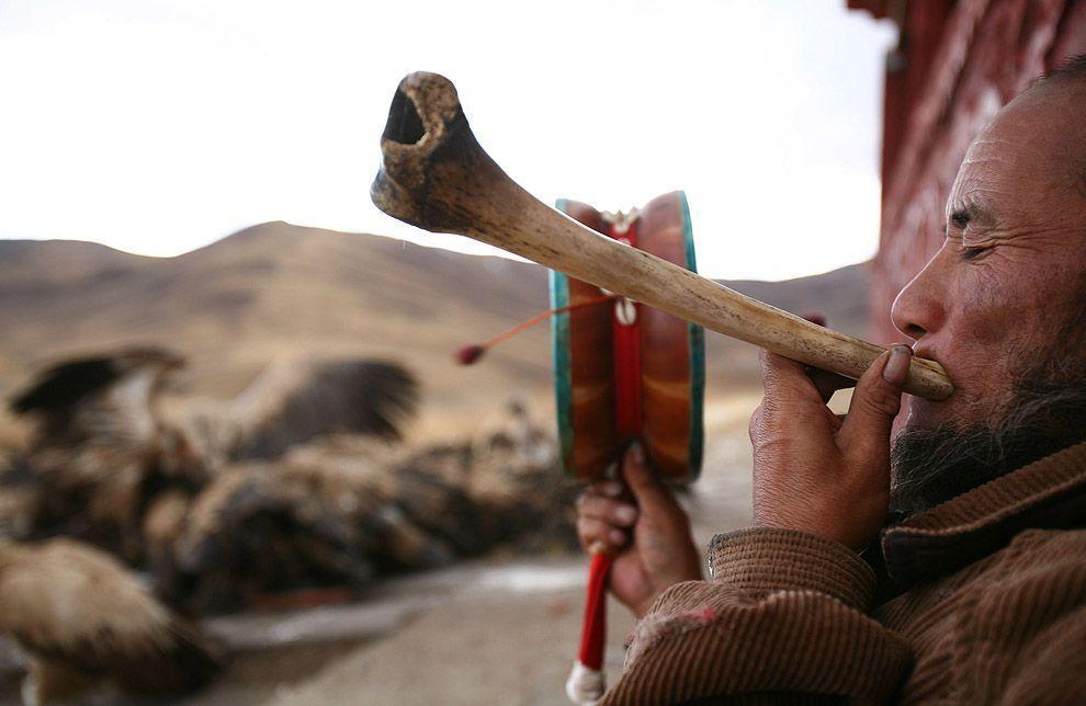 jhator14 Небесное погребение в Тибете