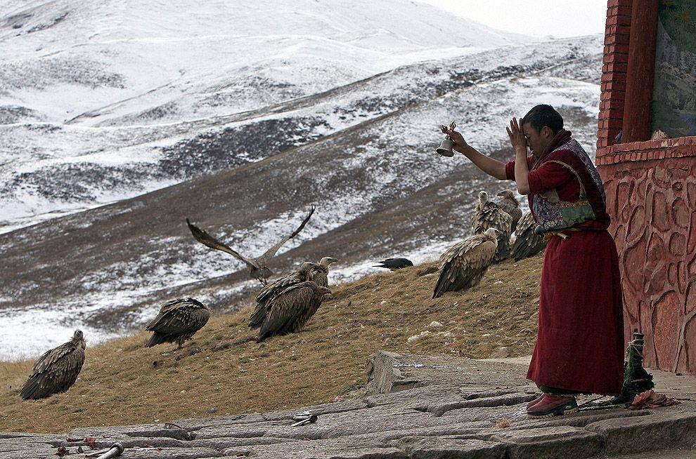 jhator16 Небесное погребение в Тибете