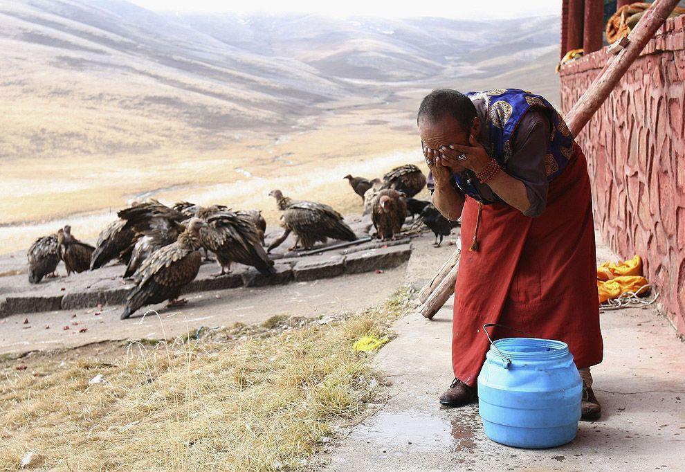 jhator17 Небесное погребение в Тибете