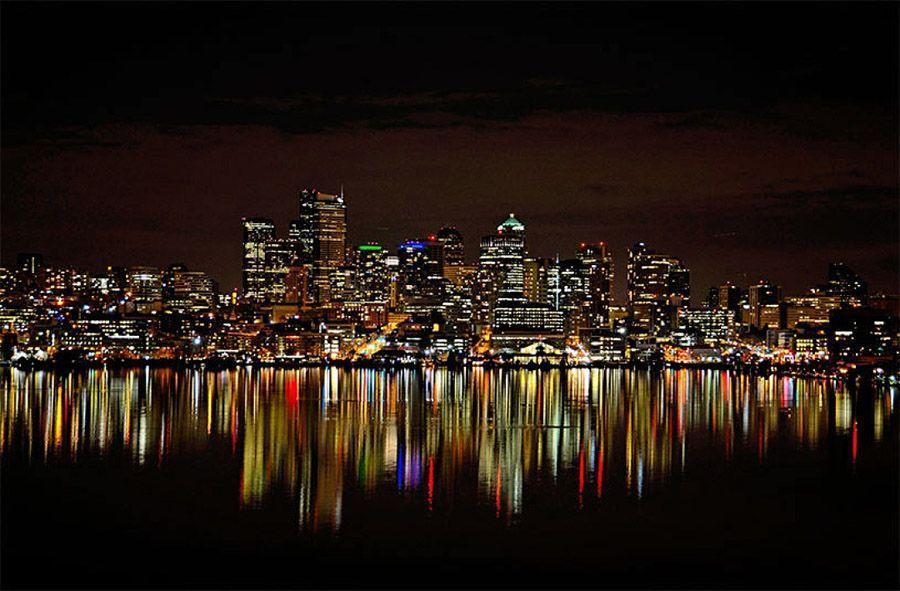 mirrored14 Урбанистическое Зазеркалье: Отражения мегаполисов