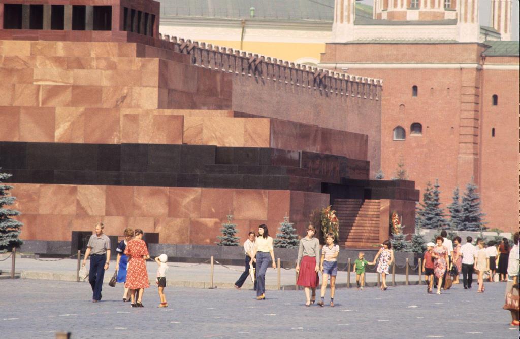 msk80 01 Москва   Сибирь   Япония в 1980 году
