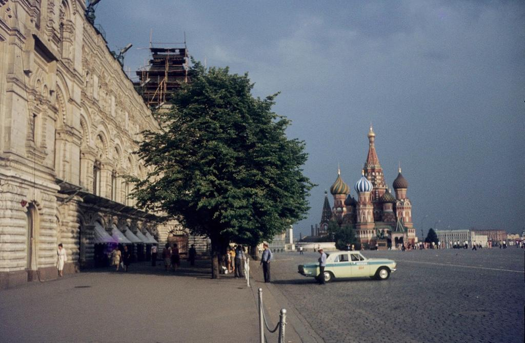 msk80 03 Москва   Сибирь   Япония в 1980 году