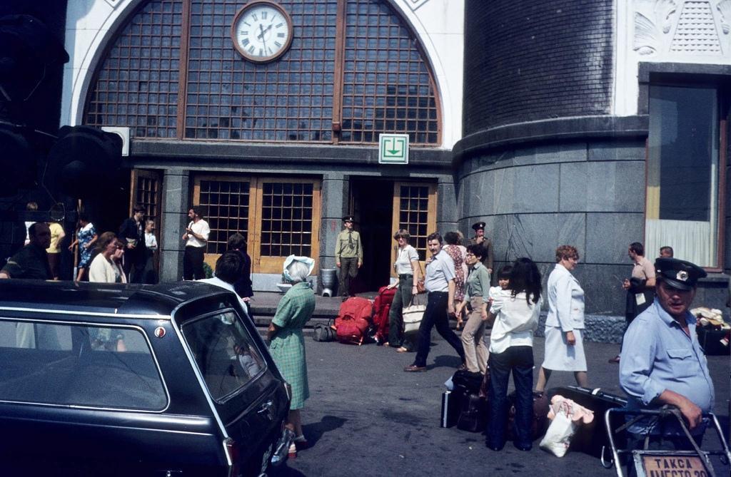 msk80 11 Москва   Сибирь   Япония в 1980 году